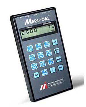 Meriam Meri-Cal LP200I: Digital Manometer/Calibrator
