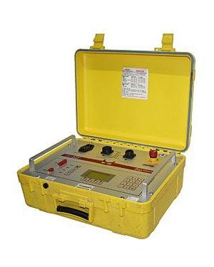 Raytech Micro-JR: Automatic Micro Ohmmeter