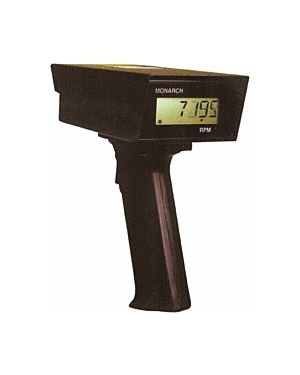 Monarch Phaser LCD: Photo Tachometer