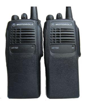 Motorola HT750: Portable 2-Way Radio