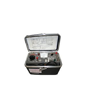 Megger MS-1A: Overload Relay and Circuit Breaker Test Set