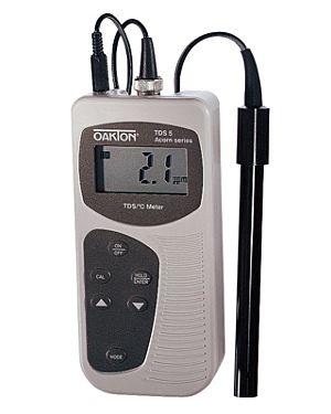 Oakton TDS 5: TDS Meter