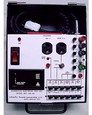 Ohmic BET-300AD: Biomedical Electrical Test Set