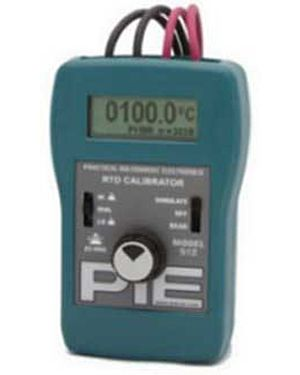 PIE PIE 512: RTD Calibrator