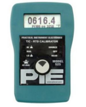 PIE 525: Thermocouple Calibrator