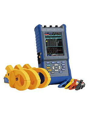 Hioki 3197-01/100 Pro: Power Quality Analyzer