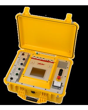Raytech WR50-12: Winding Resistance Meter 50Amps, 2 Channels