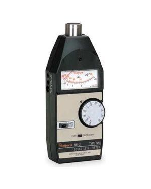 Simpson 884-2: Sound Level Meter