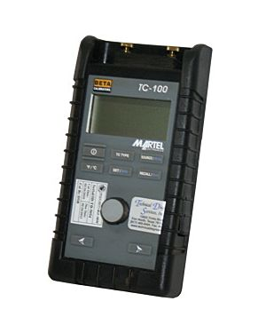 Martel TC-100: Thermocouple Calibrator