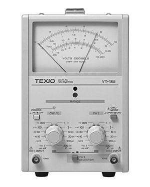 Texio VT-185: Voltmeter