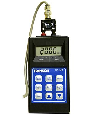 Transcat Transcat 5101MA: 4-20 mA Calibrator