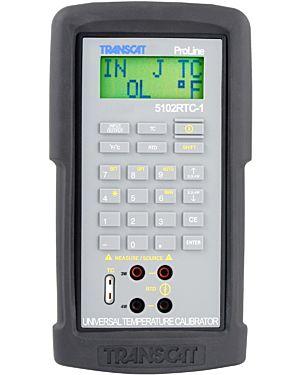 Transcat 5102RTC-1: Temperature Calibrator