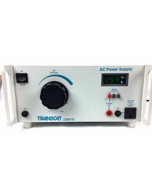 Transcat 22881E AC Power Supply