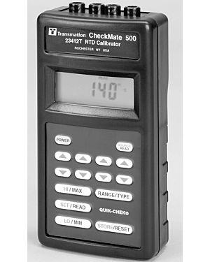Transmation Checkmate 500: RTD Calibrator