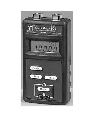 Transmation Checkmate 600: RTD Calibrator