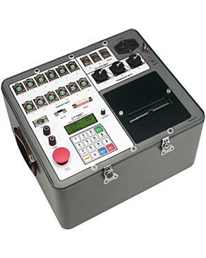 Vanguard CT-7000: Digital Circuit Breaker Analyzer
