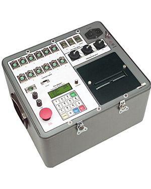 Vanguard CT-6500: Circuit Breaker Analyzer
