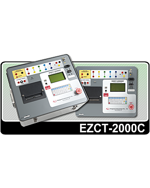 Vanguard EZCT-2000C: Current Transformer Test Set