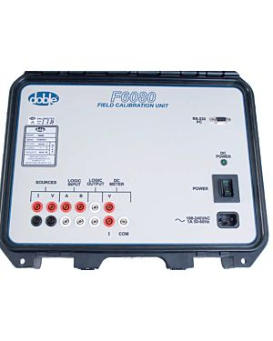 Doble F6080: Field Calibration Unit
